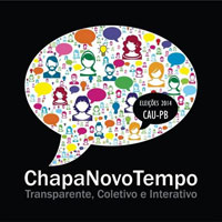 Logomarca Chapa Novo Tempo