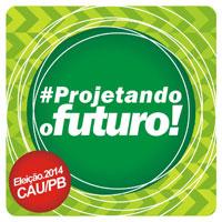 Logomarca Chapa Projetando o Futuro